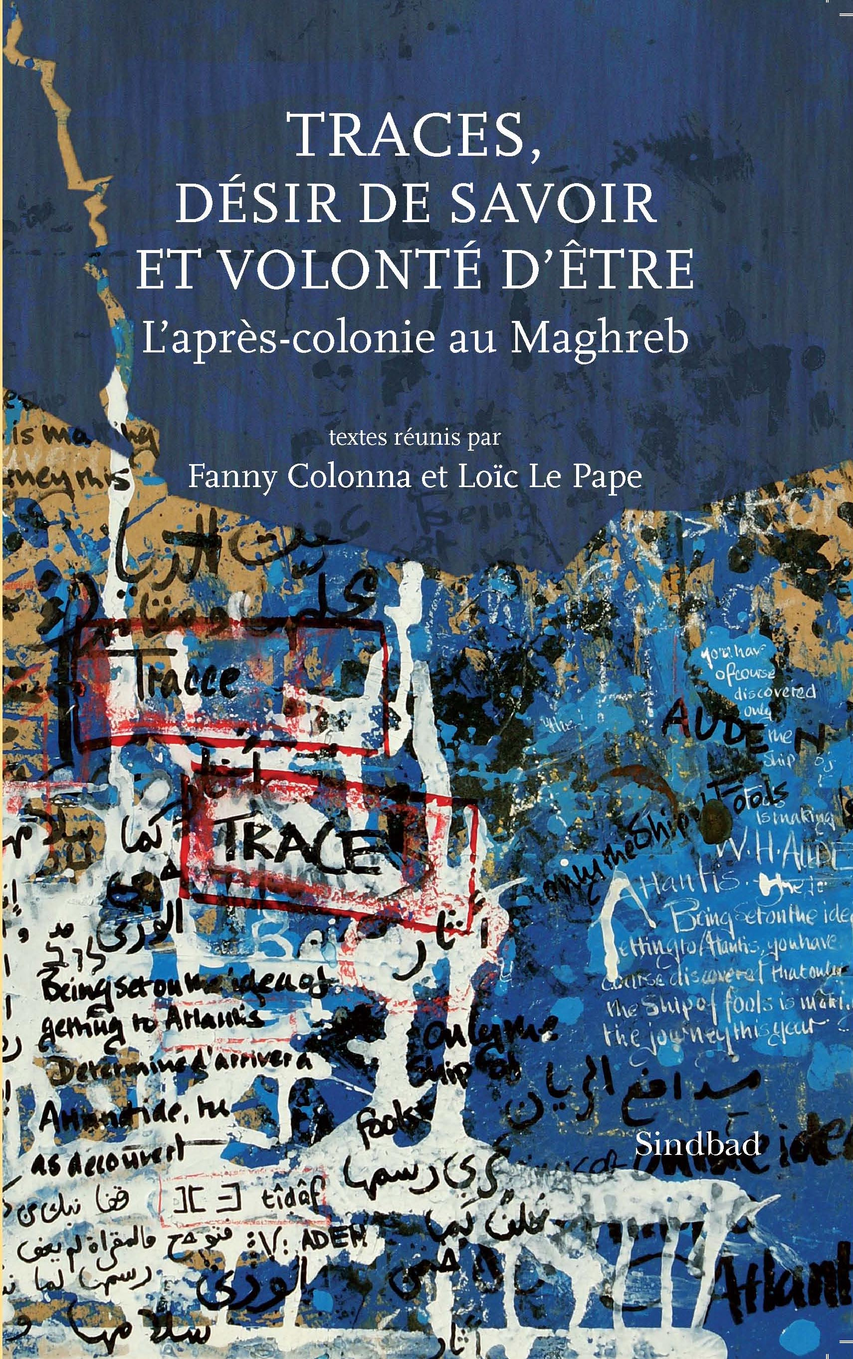 Couverture Traces Colonna Le Pape